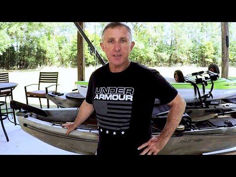 DIY Kayak Rudder Install On Ascend FS12T - YouTube