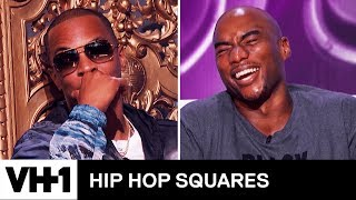 T.I. vs. Charlamagne: The King or Tha God? | Hip Hop Squares