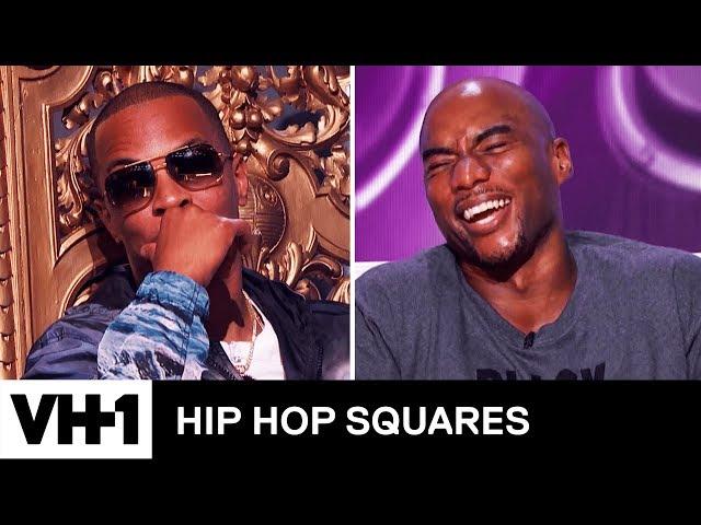 T.I. vs. Charlamagne: The King or Tha God? | Hip Hop Squares