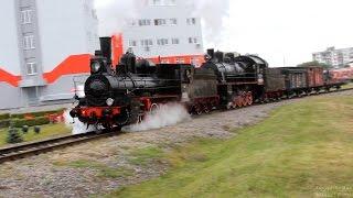 Экспо 1520 -  Паровозы   Expo1520 Russia - Steam locomotives