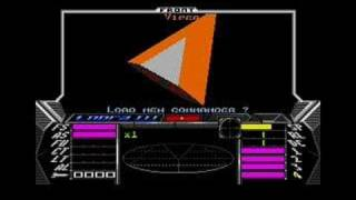 Elite Atari ST game intro
