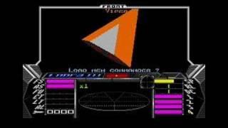 Elite Atari ST game intro