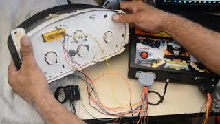 Ligando Painel Fiesta + Transceptor + Central em bancada no Sonic Code Simulator