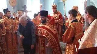 Награждения благодетелей и помощников Иаково-Железноборовского монастыря