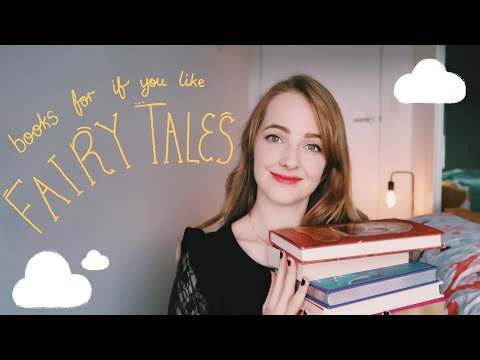 books to read if you like fairy tales 📖🍄
