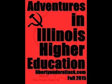 Adventures in Illinois Higher Education: Communist Indoctrination