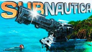 Subnautica   Part 40   GIANT ALIEN GUN?!