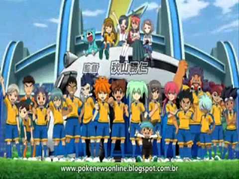 Inazuma Eleven Go Chrono Stone     All s