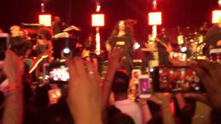 ciara title track jackie bmf jackie tour chicago 2015 performance