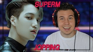 Gambar cover Music Critic Reacts to SuperM - JOPPING