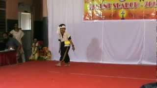 Malayalam Cinematic dance by Madhav
