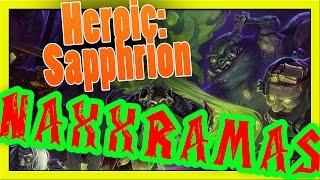 Hearthstone: Curse of Naxxramas - Heroic Szafiron