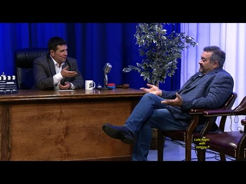 Late Night With Johnny P / Garry Pastore (Actor, Producer)
