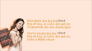 Girls' Generation - Check