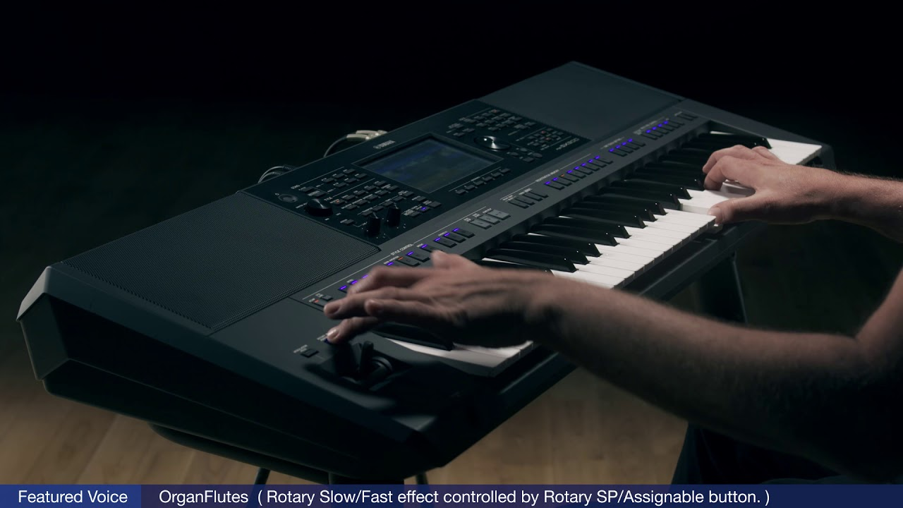 Yamaha is replacing the PSR-S range with the new generation