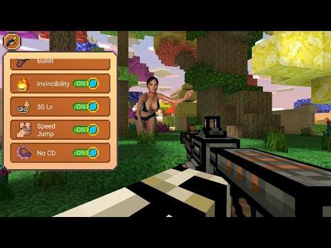 Launcher For Pixel Gun 3D