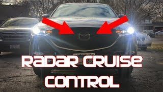 How Radar Cruise Control Works In The Mazda Cx-5
