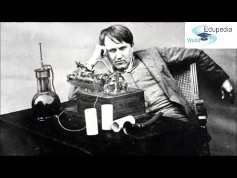 Thomas Alva Edison | Biography of Thomas Alva Edison | Thomas Alva Edison Discovery Story