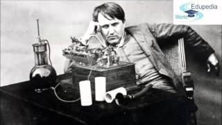 Thomas Alva Edison | Prolific Invertor | Innovator | First Industrial Research Lab- Edison