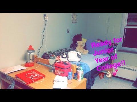 College Vlog: ESU Move-In Day 2017