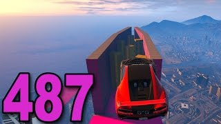 Grand Theft Auto 5 Multiplayer - Part 487 - CRAZY RACES
