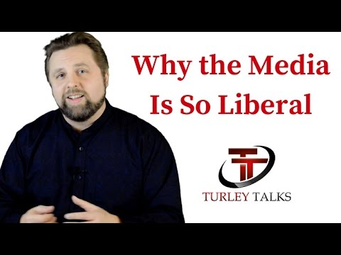 Why Is The Media Is So Liberal? Here's Your Answer!
