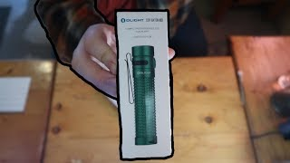 Testing The Green Olight S2R Baton 2 (Sale November 11th)