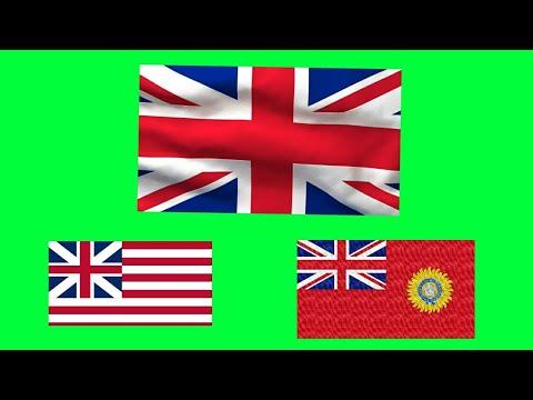 4 больших колоний Великобритании.