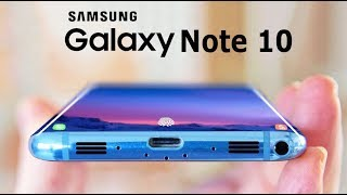 Samsung Galaxy Note 10 (2019) | Specs and details