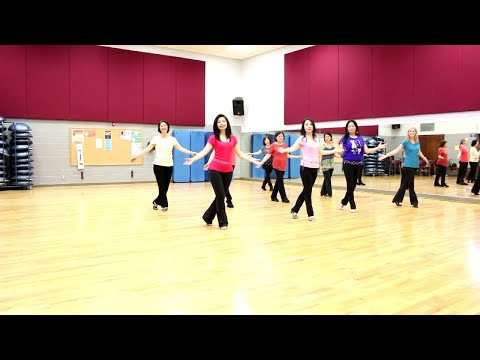 Cuba Libre - Line Dance (Dance & Teach in English & 中文)