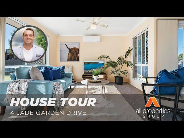 4 Jade Garden Drive, Boronia Heights   House Tour   Jay Aston