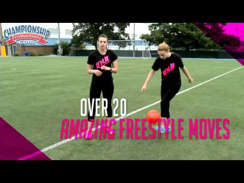 Indi Cowie: Learn Freestyle Soccer Promo