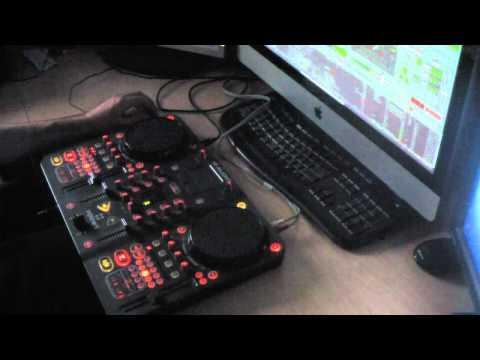 M-AUDIO - Torq Xponent quick techno mix