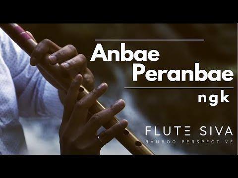 Anbae Peranbae (Video Song) | NGK | Flute Siva | Yuvan Shankar Raja | Sid Sriram | Shreya Ghoshal