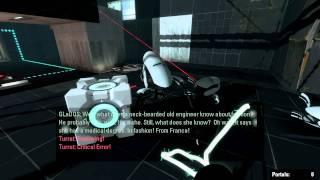 Portal 2 - Turret Blocker - 0 Portals