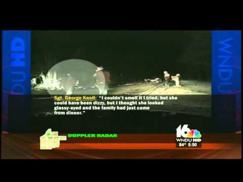 Chikaming Township Drunk Driving Investigation