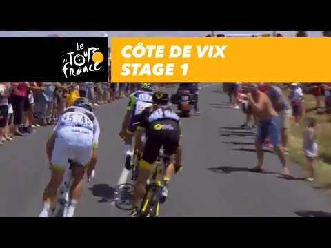 Côte de Vix  - Stage 1 - Tour de France 2018