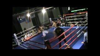 SUNAO Fighting Championship 1_Magomedsaid Maadziev VS Azamdzhon Valiev(06.12.2015г Лига Комбат Самообороны