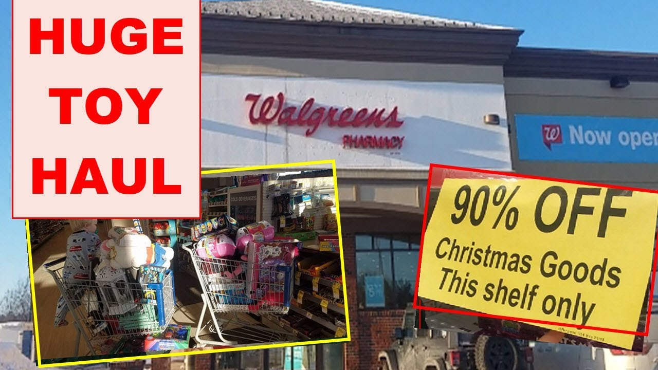 Walgreens 90% off Toys | Toy Clearance