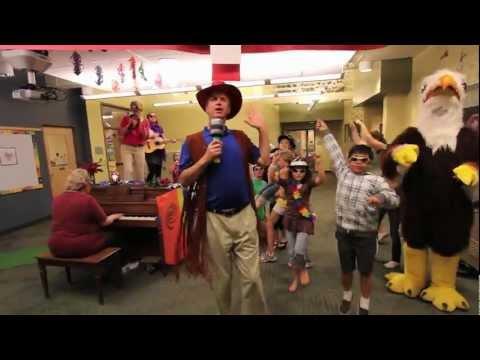 Grand Rapids Christian Elementary School LipDub