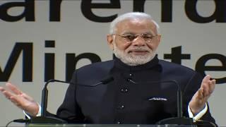 PM Modi FULL SPEECH from Japan's Tokyo: People chant Modi-Modi, Vande Matram