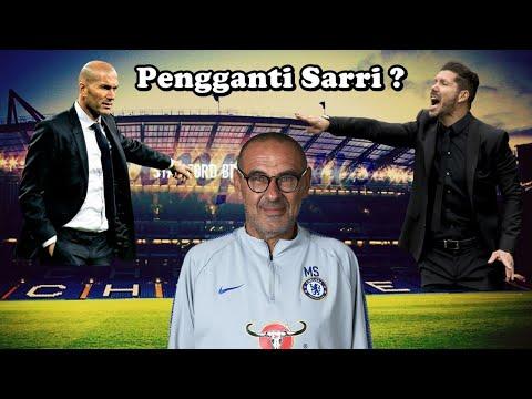 """ 5 Calon Pengganti Maurizio Sarri"""