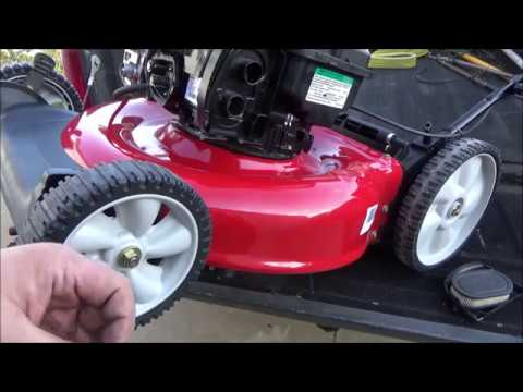 NO START!! BRAND NEW MTD MOWER / BRIGGS AND STRATTON / NO COMPRESSION / MISSING PARTS? WTF?