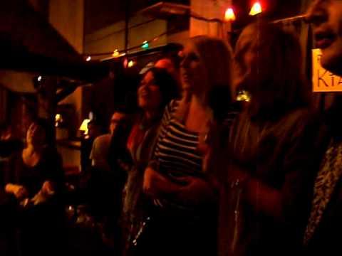 Karaoke time in Tampere
