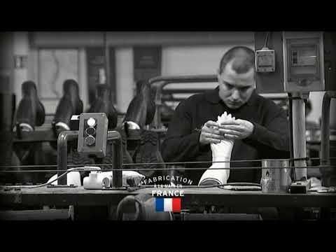 AIGLE - Fabrication de bottes