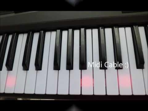 New Keyboard - Yamaha EZ-200