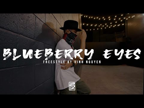 """MAX (ft. SUGA of BTS) """"Blueberry Eyes"""" Freestyle by Vinh Nguyen"""