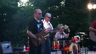 Bookends Band at Untermyer Pk - The Letter