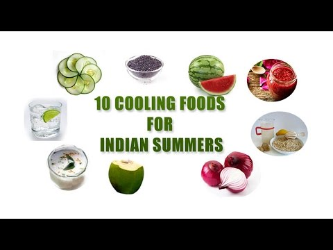 10 Cooling Foods for Indian Summers - e3talkies.com