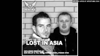 Craft, Vega - Lost In Asia (Ben Delay &Till West Remix)